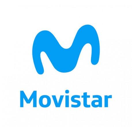 Movistar Spain 10€ Top-UP Online