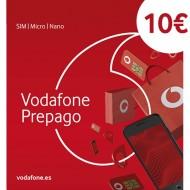 VODAFONE SPAIN SINGLE SIM CARD: Enjoy all the rates, in a single Vodafone Prepaid card